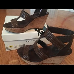 Selling Ninewest wedges